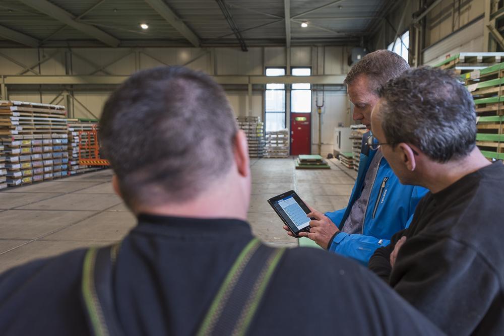 Roba Metals Uitleg en instelling EOS app door Jeroen de Jonge
