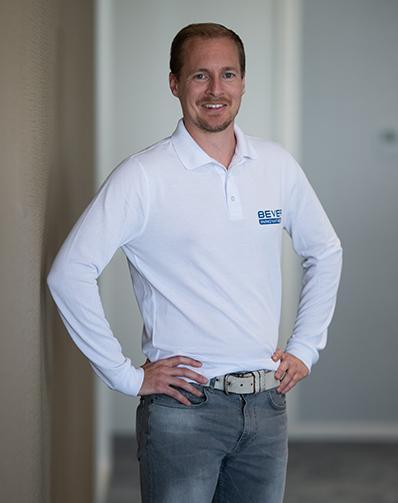 Marcel Steine, R&D Engineer bij Bever Innovations